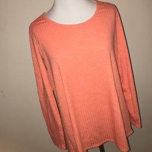 Lularoe Lynnae Shirt EUC